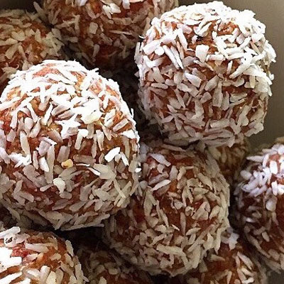 Walnut & Goji Berry Bliss Balls