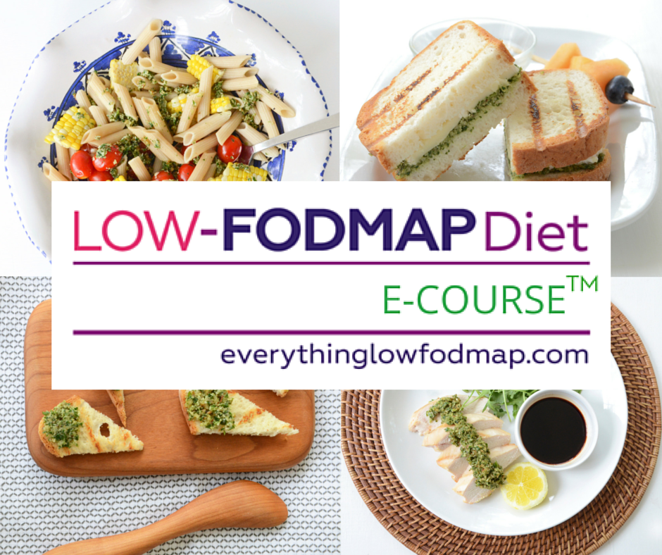 Everything Low-FODMAP E-Course™