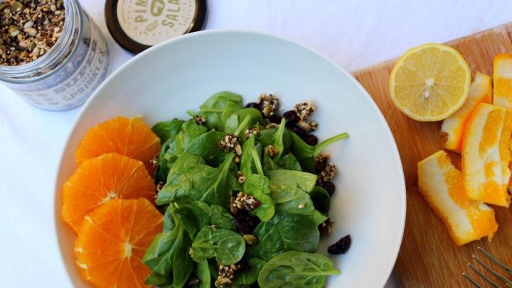 Extraordinary Foods' Super Seed Sprinkles