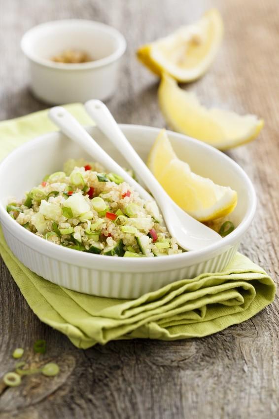Crunchy Green Superfoods Salad
