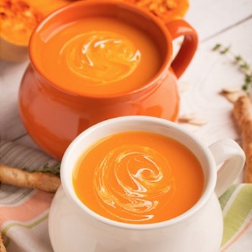Sweet Anti-Inflammatory Pumpkin Soup