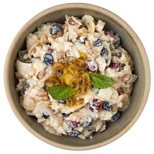 Forage's range of FODMAP-Friendly Muesli