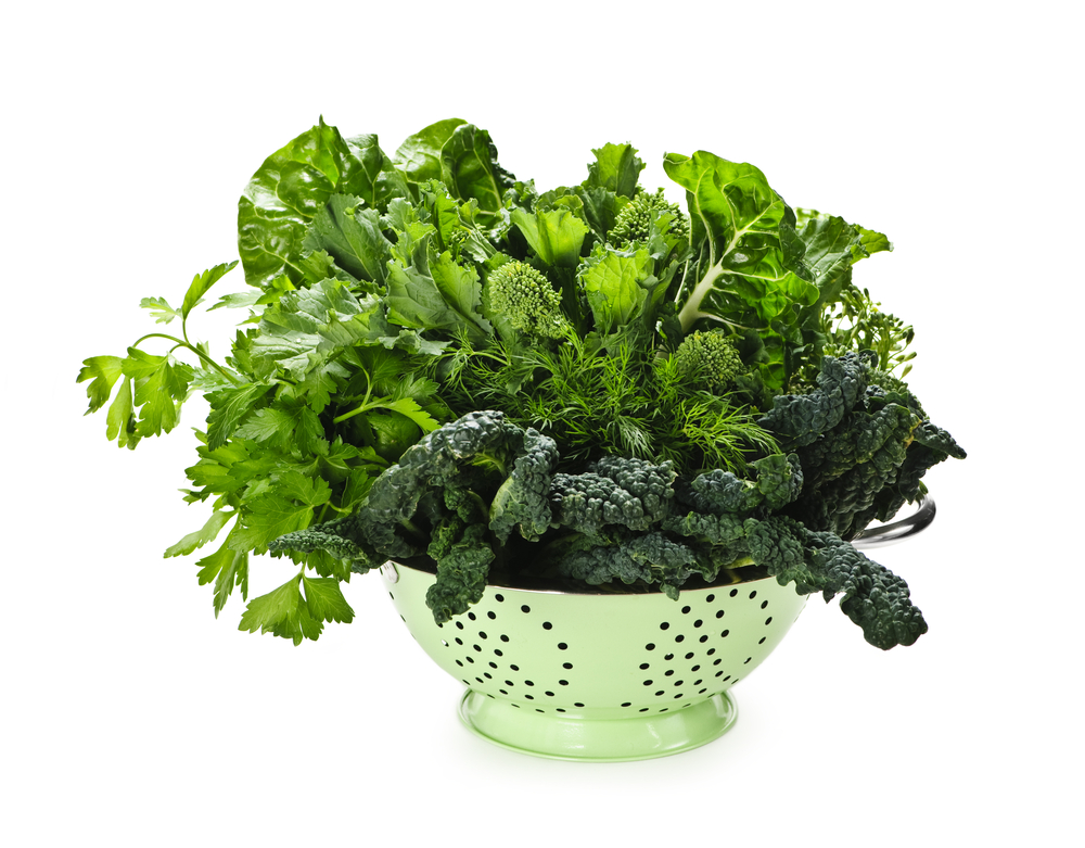 "Leafy Green Veggies – The Ultimate ""Superfood"""